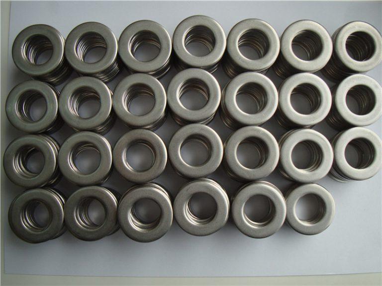 hastelloy c276 uns 10276 lan 2.4819 mesin cuci rata asme b18.22.1