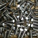 fastener 316 stainless steel din931 hex bolt kanthi rega sing apik
