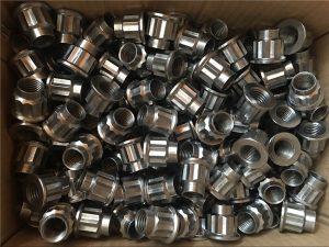 No.2-Custom fastener M20 17-4PH flange nut, suhu dhuwur alloy 630
