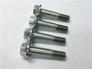 No.29-SS 304 Hex flange sirah bolt kanthi berkualitas tinggi