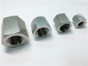 No.31-Awet dienggo nggunakake mesin machining benang stainless steel Hexagon