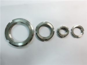 No.33-supplier China nggawe nut bunder tahan karat stainless steel