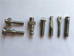 No.40-Titanium Emas CNC Mesin Bicycle Bolas