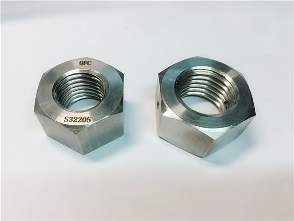 din934 nut hex stainless steel, nut hexless baja hex nut