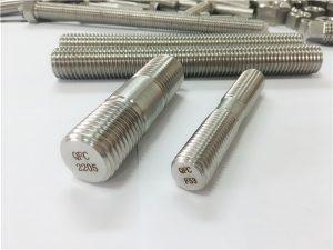 No.80-duplex 2205 S32205 2507 S32750 1.4410 berkualitas berkualitas tinggi kayu santai rod