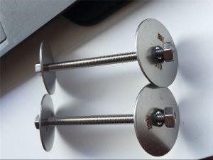 SS310S kandang jaran, nut karo mesin cuci