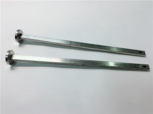 supplier hardware luwih cepet 316 stainless steel flat head neck neck din603 m4 gerbong samberan