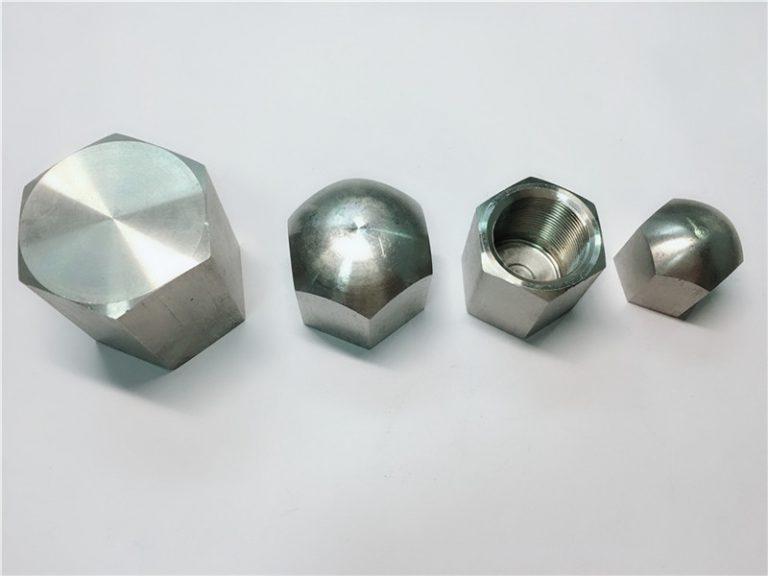 dodolan panas desain kualitas desain khusus fastener m30 dawa hex kopling Pabrik nut